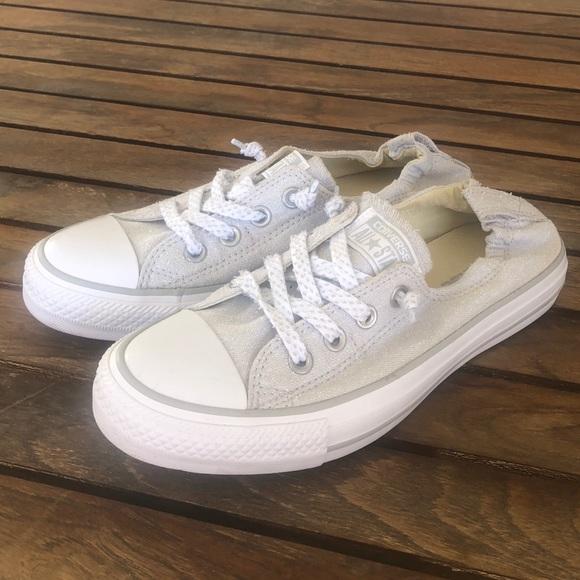 Converse Shoreline Sneakers Oyster Gray